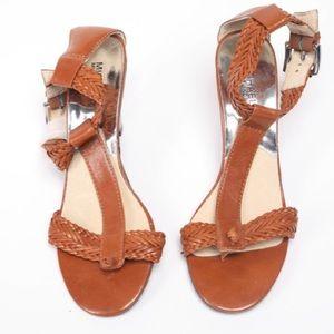 MICHAEL Michael Kors Juniper T Strap Shoe NWOT